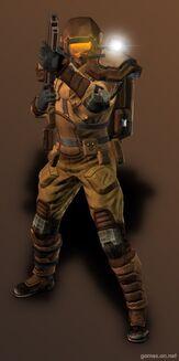 EDF Trooper