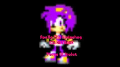 Apallo The Hedgehog Soundtracks
