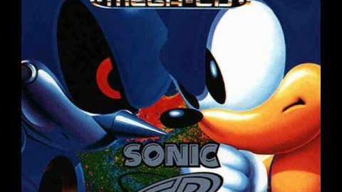 Sonic CD JP OST - Toot Toot Sonic Warrior