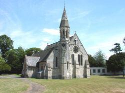 St. Morris church