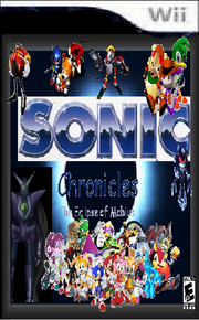 Sonic Chronicles The Eclipse of Mobius