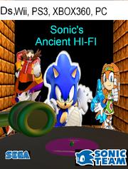 Sonic's ancient HI-FI