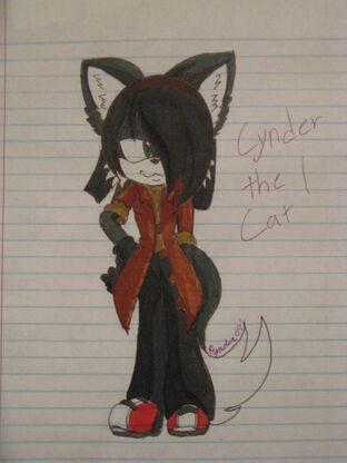 Cynderthecat