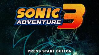 We want sonic adventure 3 by sonyaraccoon-d3dn8wv