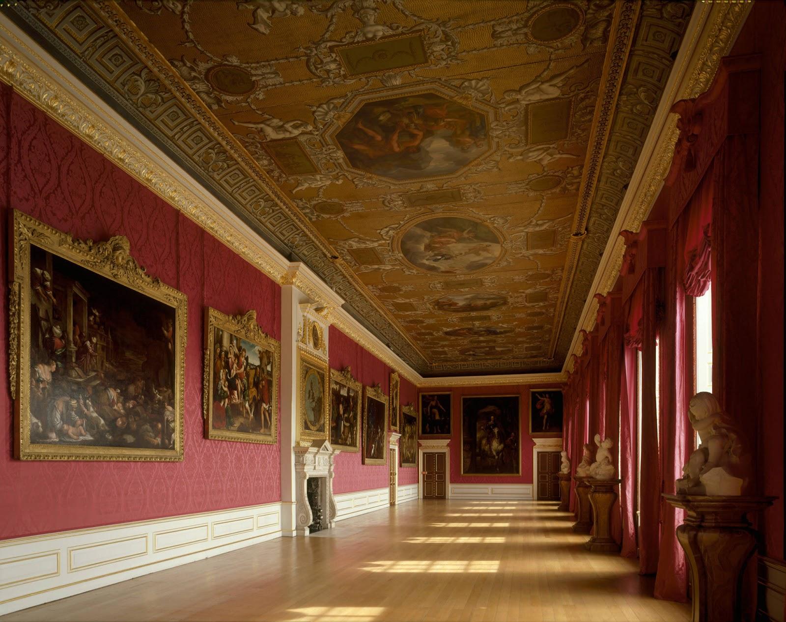 Buckingham Palace Interior Design