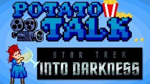 Sonic For Hire Shorts - Potato Talk - Star Trek Into Darkness