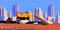 Tails' Hot Whip