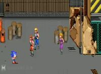 Double Dragon preview