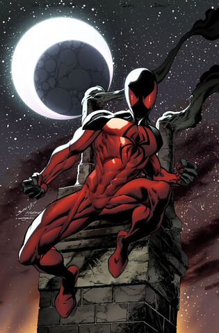 File:Scarlet Spider Vol 2 1 Bagley Variant Textless.jpg