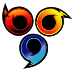 Sonic Heroes Artwork - Logo (No Text)