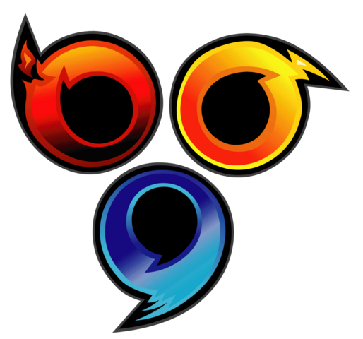 File:Sonic Heroes Artwork - Logo (No Text).png