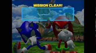 Sonic Heroes Prototype (10.8 - Beta).avi