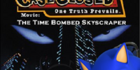 Sonic the Hedgehog and Case Closed:The Time-Bombed Skyscraper