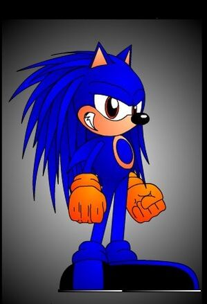 Edward the Hedgehog