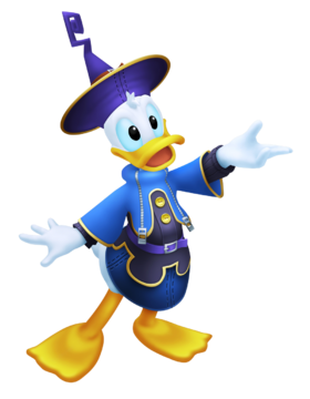 Donald Duck KHREC