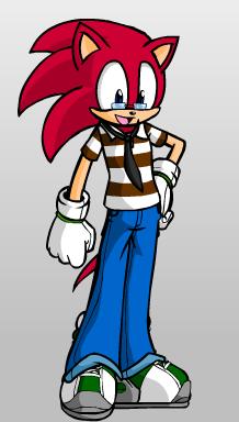 File:Robbie the Hedgehog.png