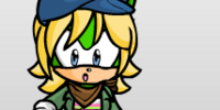 Zoey the Hedgehog