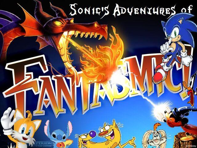 File:Sonic's Adventures of Fantasmic Poster01.jpg