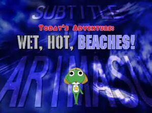 SGT Frog 18 - Wet, Hot, Beaches! 014 0001
