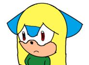 Annie is a little sad