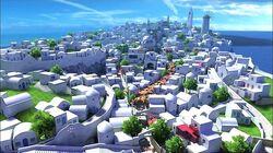 Sonic pokemon locations Aptos