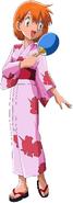Kimono outfit of misty kasumi by songokukai