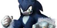 Nightmare Sonic the Werehog