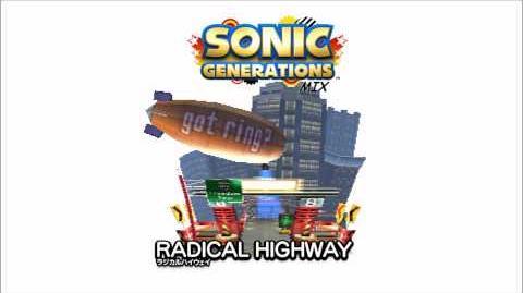Generations Mixes - Radical Highway