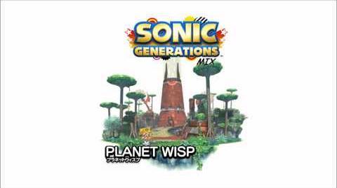 Generations Mixes - Planet Wisp