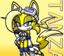 Tanza The Cat