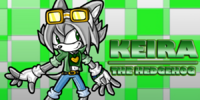 Keira the Hedgehog
