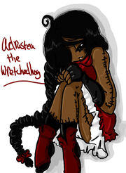 Adrastea the wretched 2