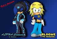Alpha and plague by robie chan-d39bg6p