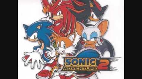 "SA2 ...Main Riff for ""Sonic Adventure 2"""