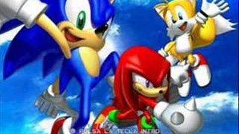 Sonic Heroes Theme Song