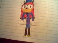 Emma the Hedgehog