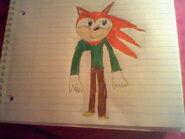 Donny the Hedgehog