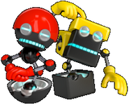 Orbot and Cubot