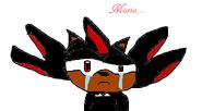 Shadow misses Maria