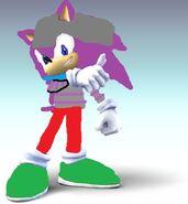 Larry the Hedgehog
