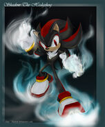 Shadow's Chaos Control powers