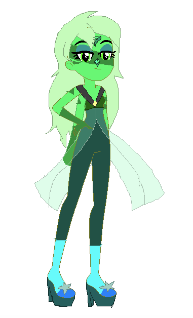 Hiddenite (Full Body)