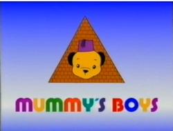 Mummy'sBoys