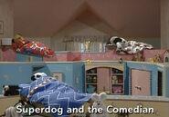 SuperdogandtheComedianTitleCard