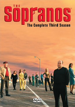 The Sopranos The Complete Third Season