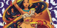 Pocahontas's Colors of the Wind