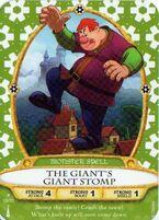 19 - The Giant's Giant Stomp