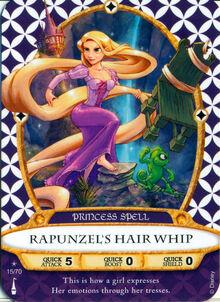 15 - Rapunzel's Hair Whip