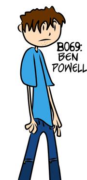 B069 - Ben Powell