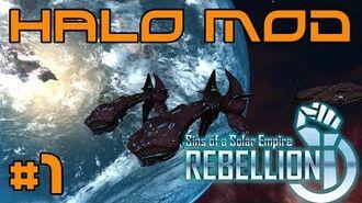 Sins of a Solar Empire Halo Mod! =1